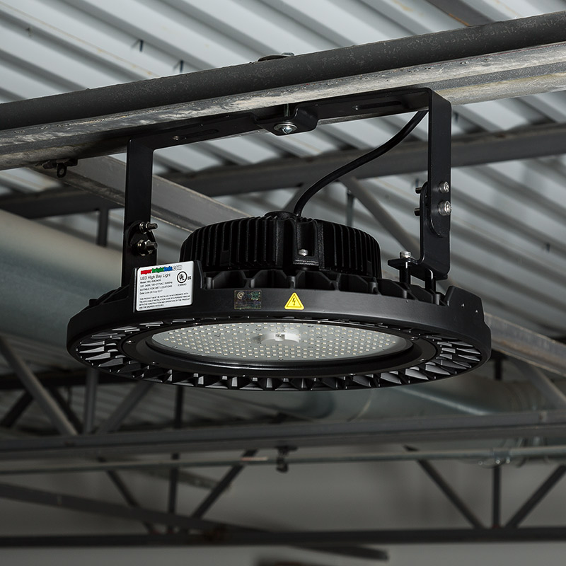Mounting Bracket For 240W UFO LED High Bay Lights