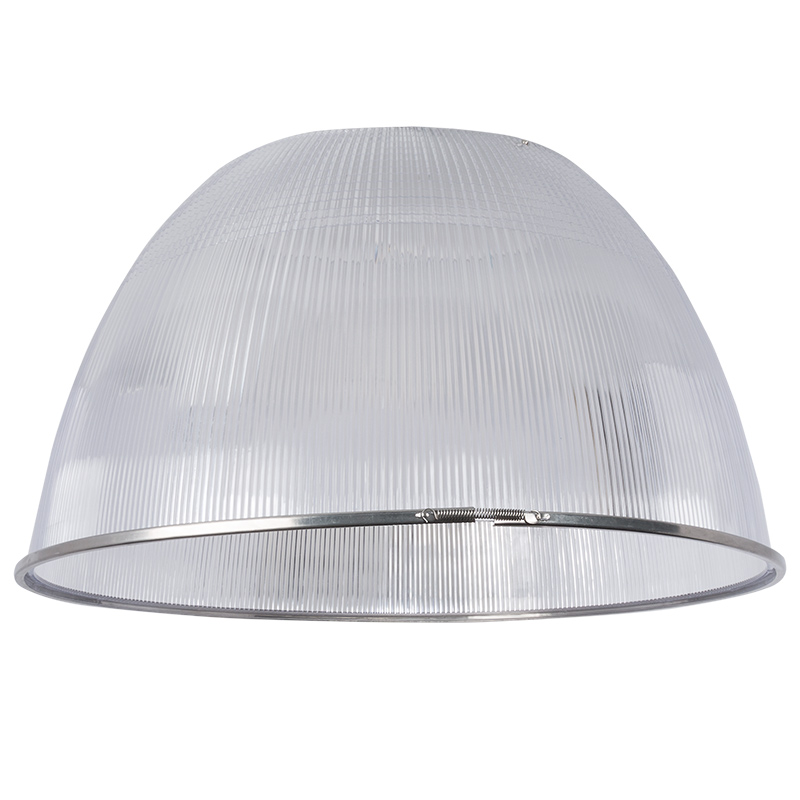 Led High Bay Prismatic Reflector: Reflector For 500W UFO LED High-Bay Light