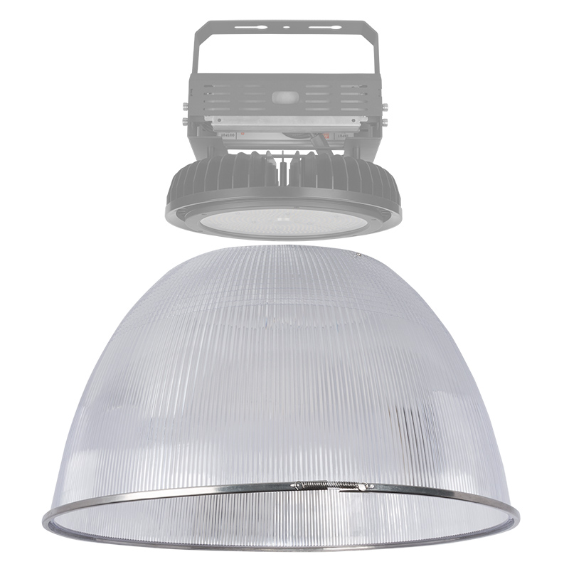 Reflector for 500W UFO LED High-Bay Lights  sc 1 st  Super Bright LEDs & Reflector for 500W UFO LED High-Bay Light | LED Warehouse Lighting ... azcodes.com