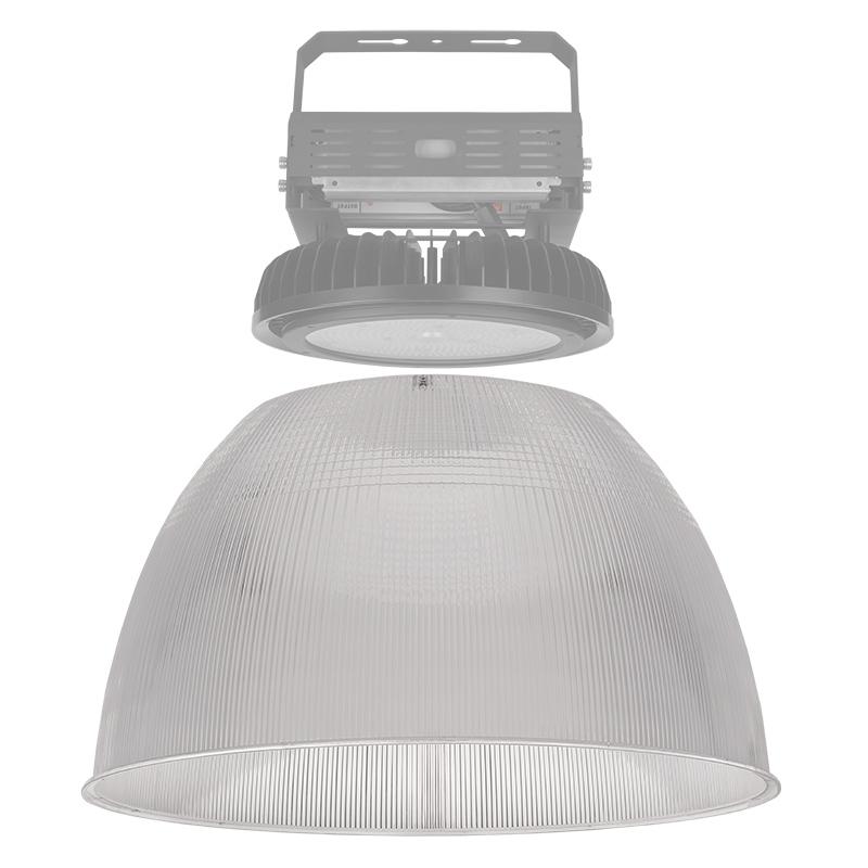 Reflector For 400W/500W UFO LED High-Bay Light