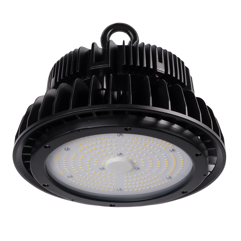 200w ufo led high bay light w reflector 26 000 lumens 750w mh equivalent 5000k super. Black Bedroom Furniture Sets. Home Design Ideas