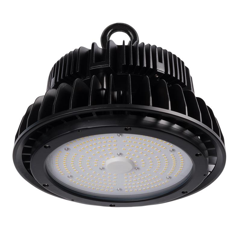 Led High Bay Prismatic Reflector: 200W UFO LED High Bay Light W/ Reflector