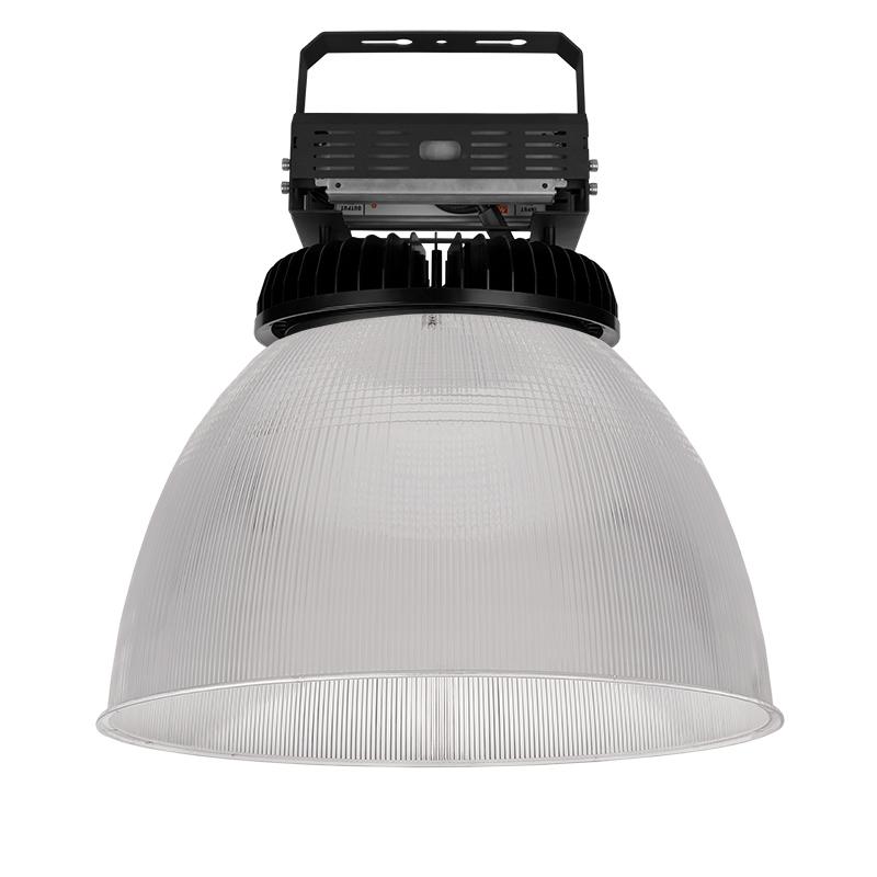Led High Bay Prismatic Reflector: 400W UFO LED High Bay Light W/ Reflector