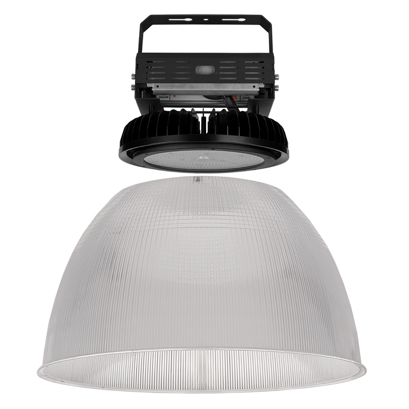Led High Bay Lights Ireland: 400W UFO LED High Bay Light W/ Optional Reflector