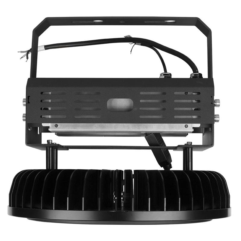 Ge Led High Bay Lights: 500W UFO LED High Bay Light W/ Reflector