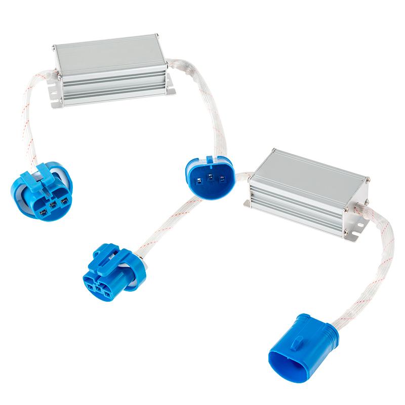 Headlight Load Resistor Kit 9007 Led Headlight Bulbs