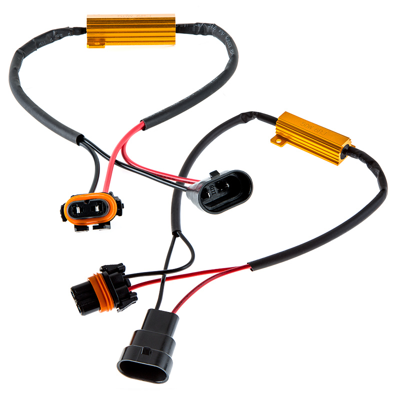 Headlight Load Resistor Kit 9006 Led Headlight Bulbs