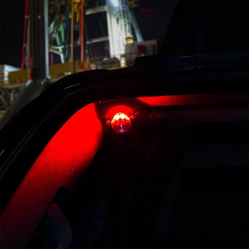 Mini Strobe Light Square Bracket LED Strobe Light Fixtures Emergency Vehicle & Strobe LED ...