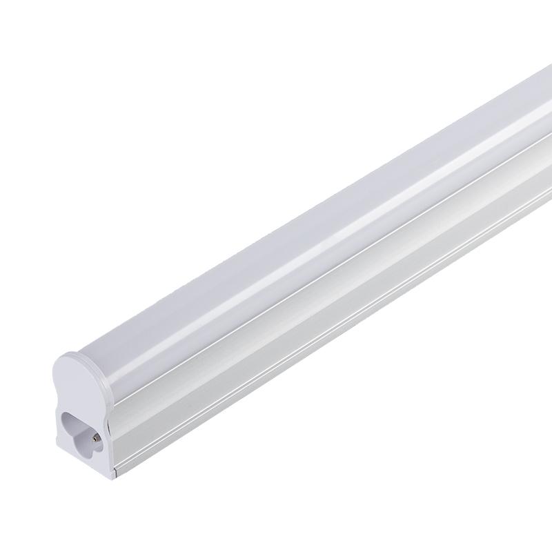 3Ft LED T5 Integrated Light Fixture - 12W Linkable Linear LED Task ...