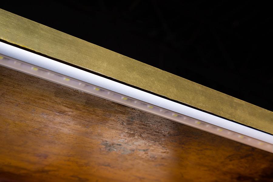klus 1399 45 alu series led profile mounting clip. Black Bedroom Furniture Sets. Home Design Ideas