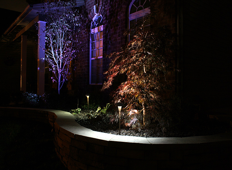LED In Ground Well Light - 3 x 1W High Power LEDs | LED Landscape ...