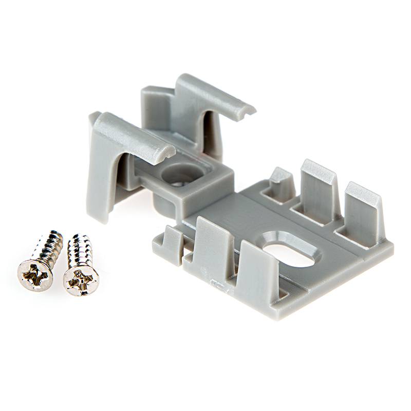 lbfa cl luxbar fixture to wire locking clip mounting accessories lbfa cl luxbar fixture to wire locking clip
