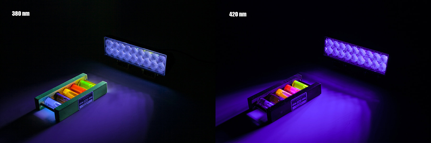 High Powered Uv Led Spot Light 27w Off Road Light Bars
