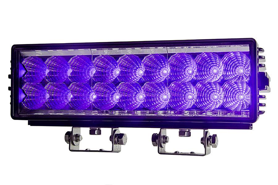High Powered UV LED Spot Light - 27W | LED Grow Lights and ...