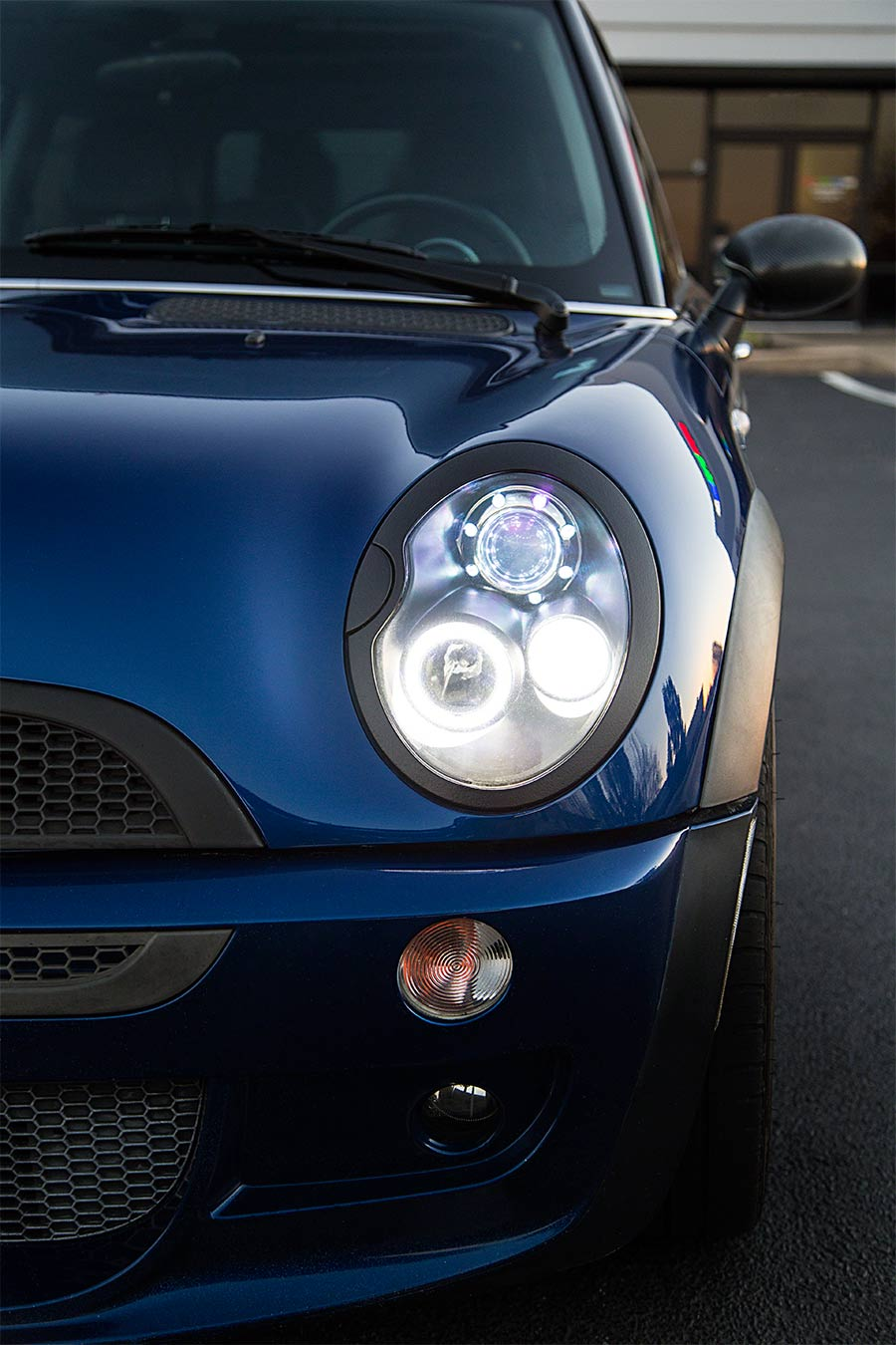 Cob Led Halo Headlight Accent Lights With Constant Current