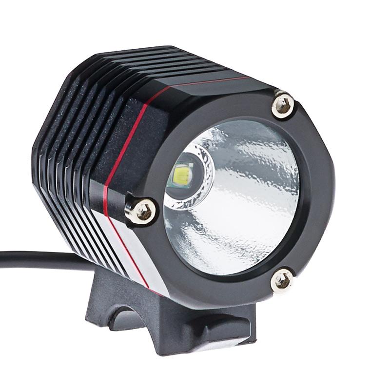 Led bicycle headlight and headlamp super bright leds