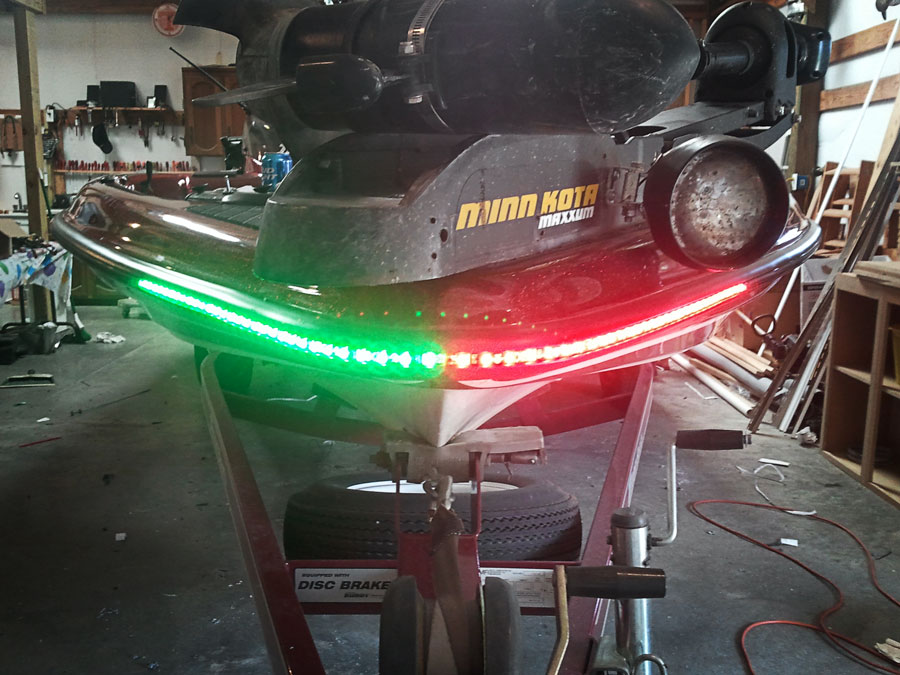 Weatherproof High Power Led Flexible Light Strip Wfls X