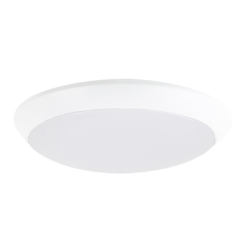 5 1 2 flush mount led ceiling light 80 watt equivalent dimmable