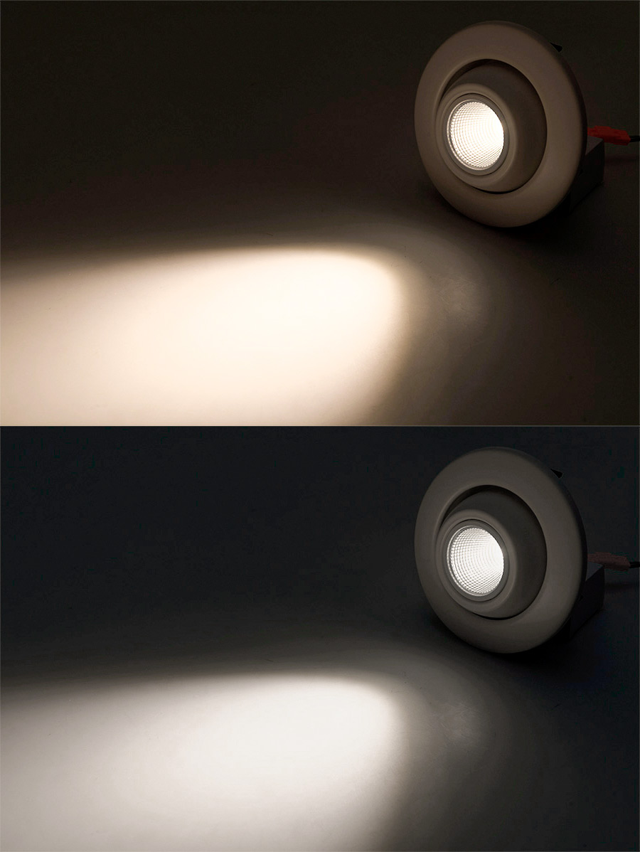 Led recessed lighting kit for quot cans retrofit