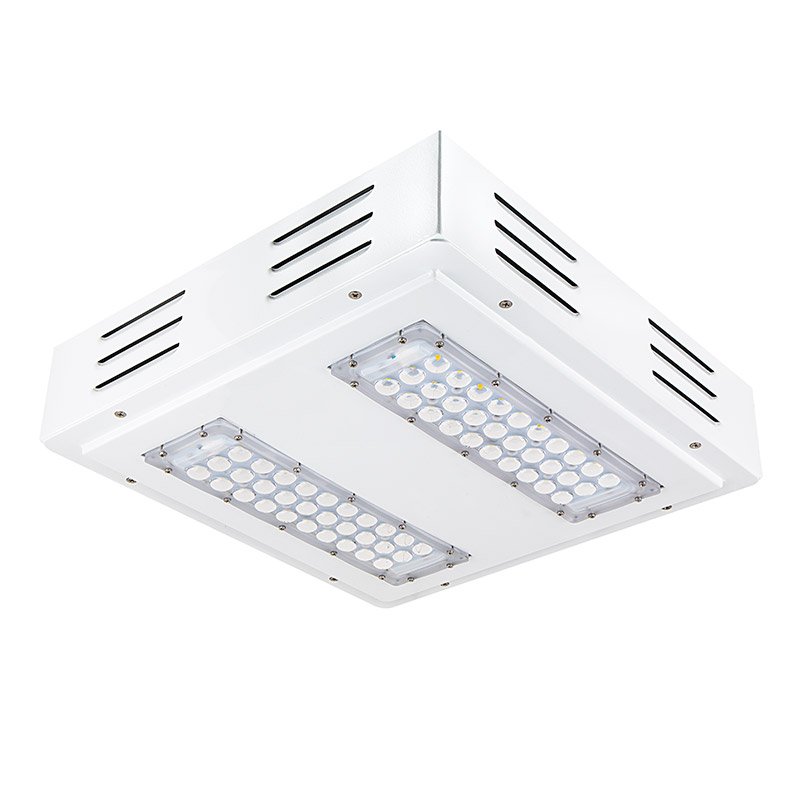 LED Canopy Lights - 60W - Natural White - Flush Mount or Surface Mount - Square Beam Angle  sc 1 st  Super Bright LEDs & LED Canopy Lights - 60W - 4000K - Flush Mount or Surface Mount ...