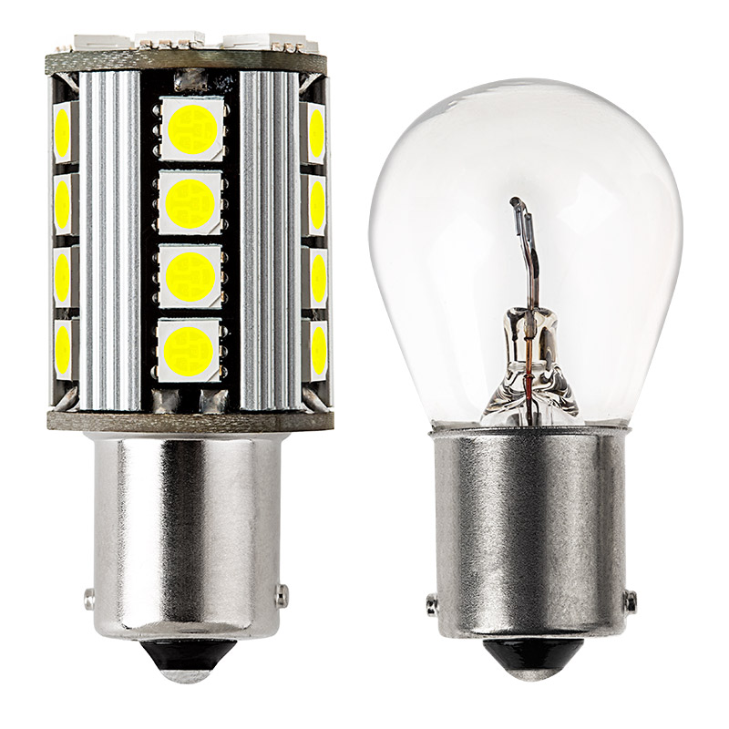 1156 Can Bus Led Bulb 26 Smd Led Tower Ba15s Retrofit Led Brake Light Turn Light And Tail
