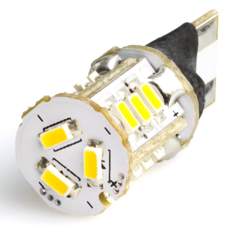 Metallic element in light bulbs