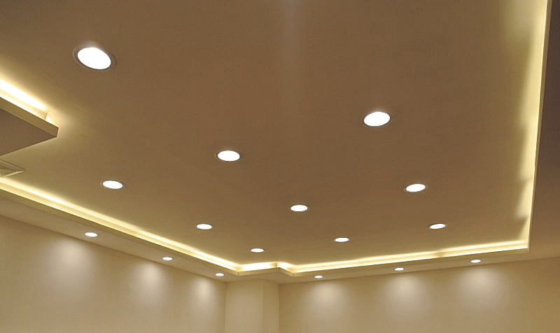 Led Can Light Retrofit For 4 Quot Fixtures 11w Cree Led Can
