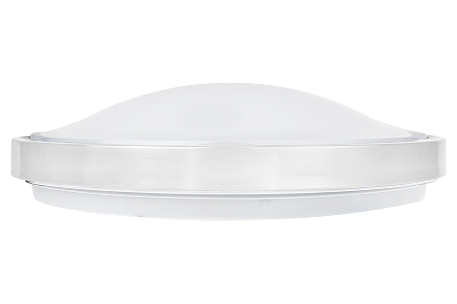 energetic lighting led flush mount ceiling fixture light fixtures canada white housing acrylic lens profile ever 26 watt ceilin