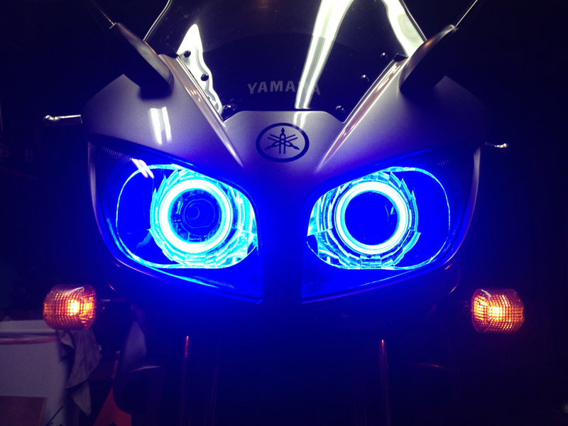 AEx-x-COB - LED Angel Eye Headlight Accent Lights - COB & COB LED Halo Headlight Accent Lights with Constant Current Driver ... azcodes.com