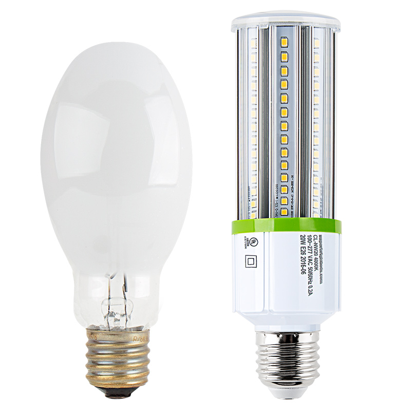 20w led corn bulb 2 200 lumens 50w metal halide equivalent e26 e27 medium screw base. Black Bedroom Furniture Sets. Home Design Ideas