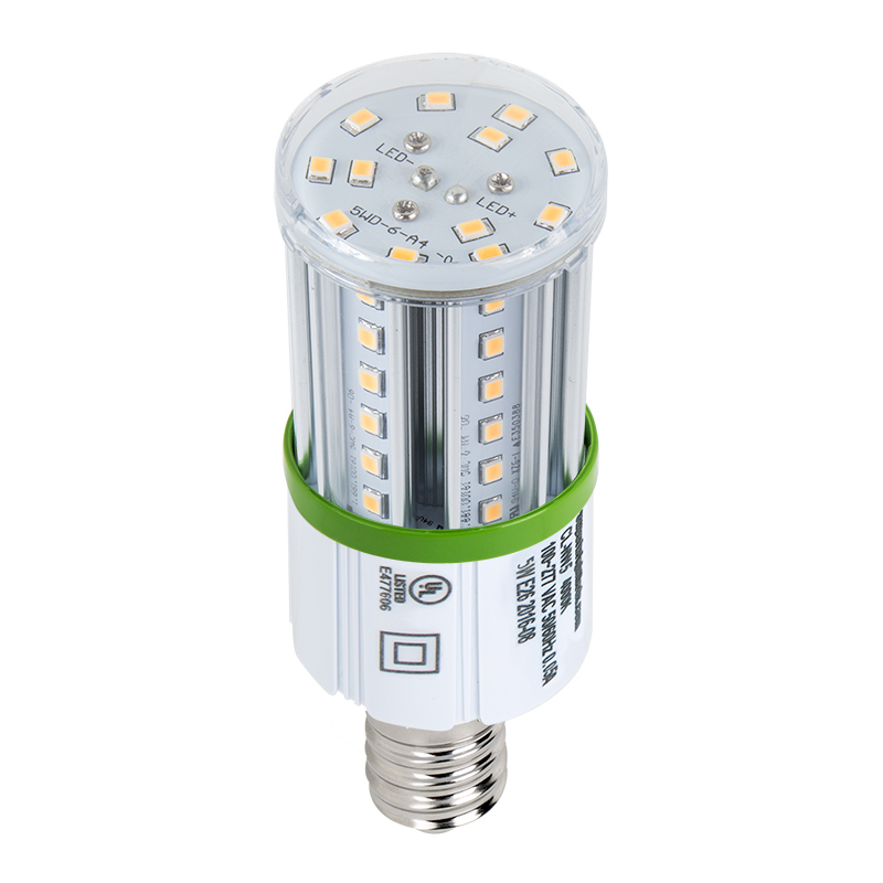 led corn light 50w equivalent incandescent conversion e26 e27 base 500 lumens led shop. Black Bedroom Furniture Sets. Home Design Ideas