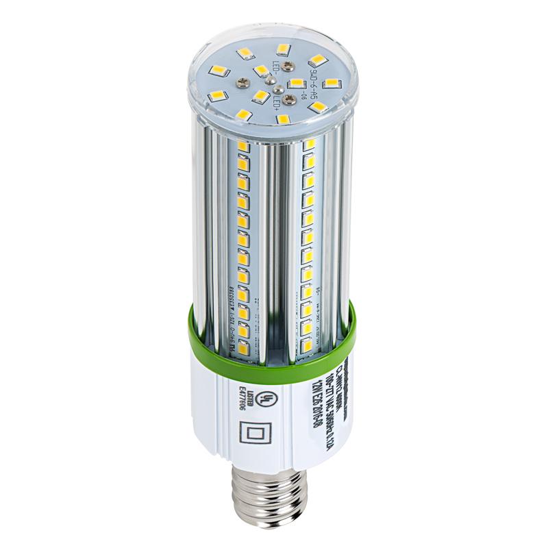 9w led corn bulb 1 050 lumens 75w incandescent equivalent e26 e27 medium screw base. Black Bedroom Furniture Sets. Home Design Ideas