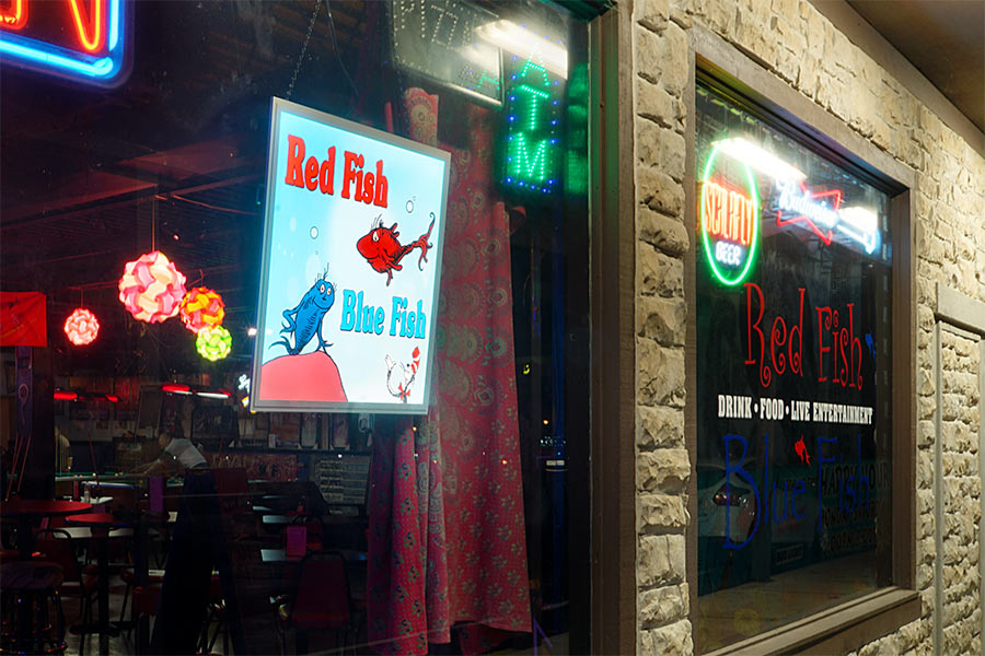 Custom Printed LED Light Box Panels - Dimmable - Even-Glow® Light Fixture -  Drop Ceiling or Surface Mount