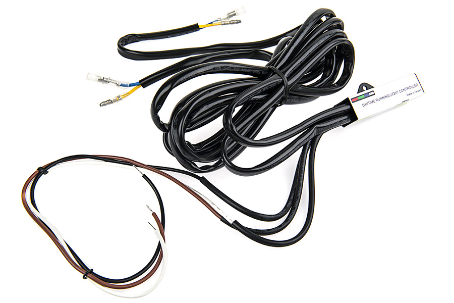 Dual Function Wiring Harness Running Light Signal on Harley Led Turn Signal Lights