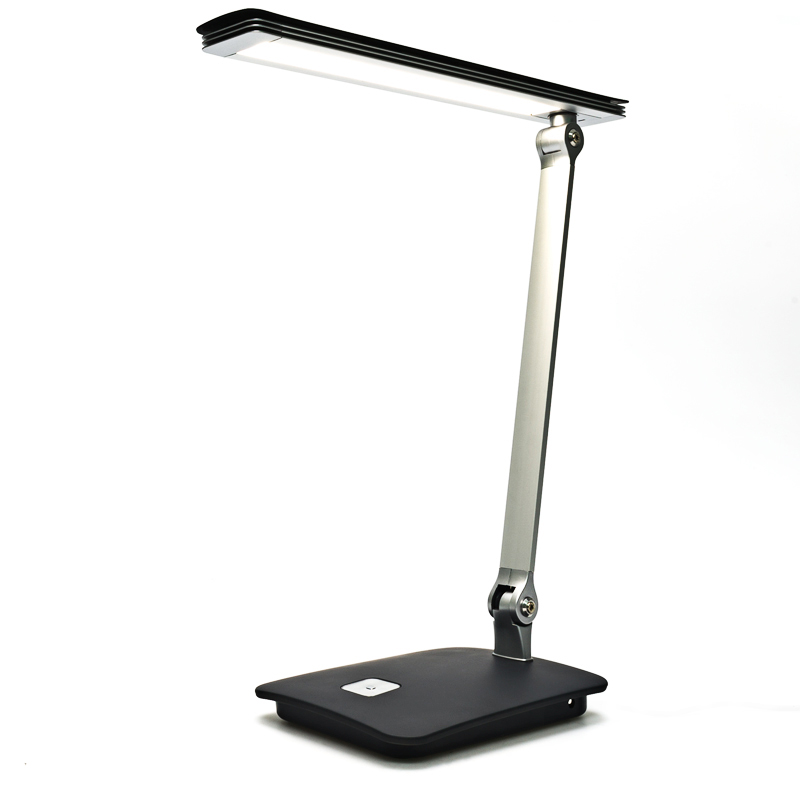 7 watt led desk lamp super bright leds. Black Bedroom Furniture Sets. Home Design Ideas