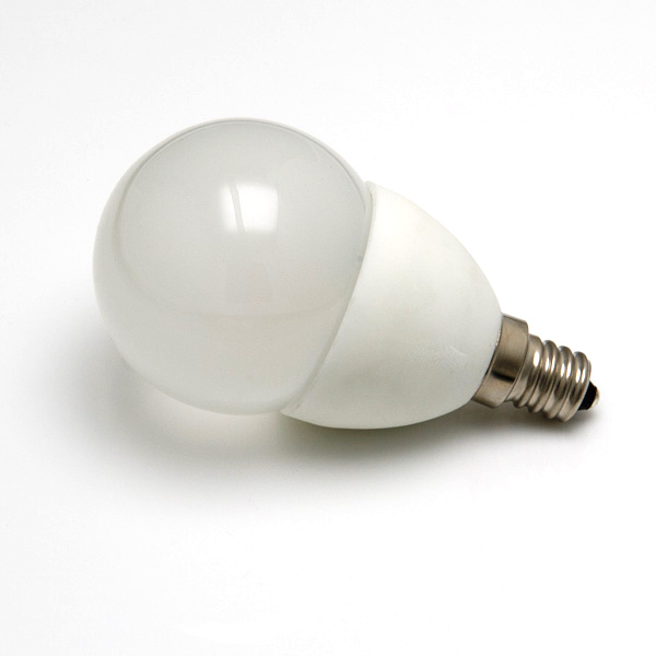 candelabra led bulb mini globe shape