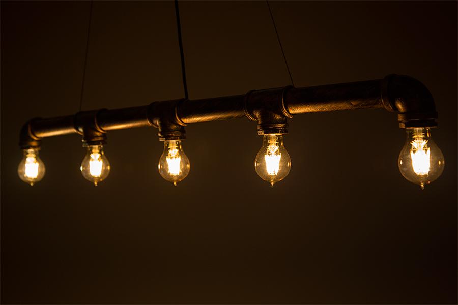 a19 led bulb gold tint victorian style led filament bulb 40 watt