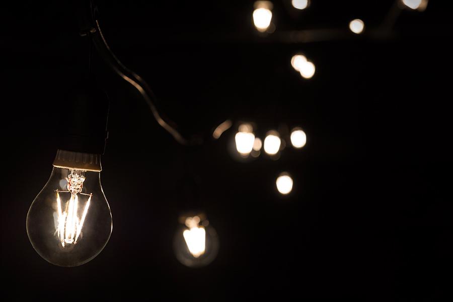 LED Vintage Light Bulb - A19 LED Globe Bulb w/ Filament LED - 4W : LED Globe Bulbs : LED Home ...