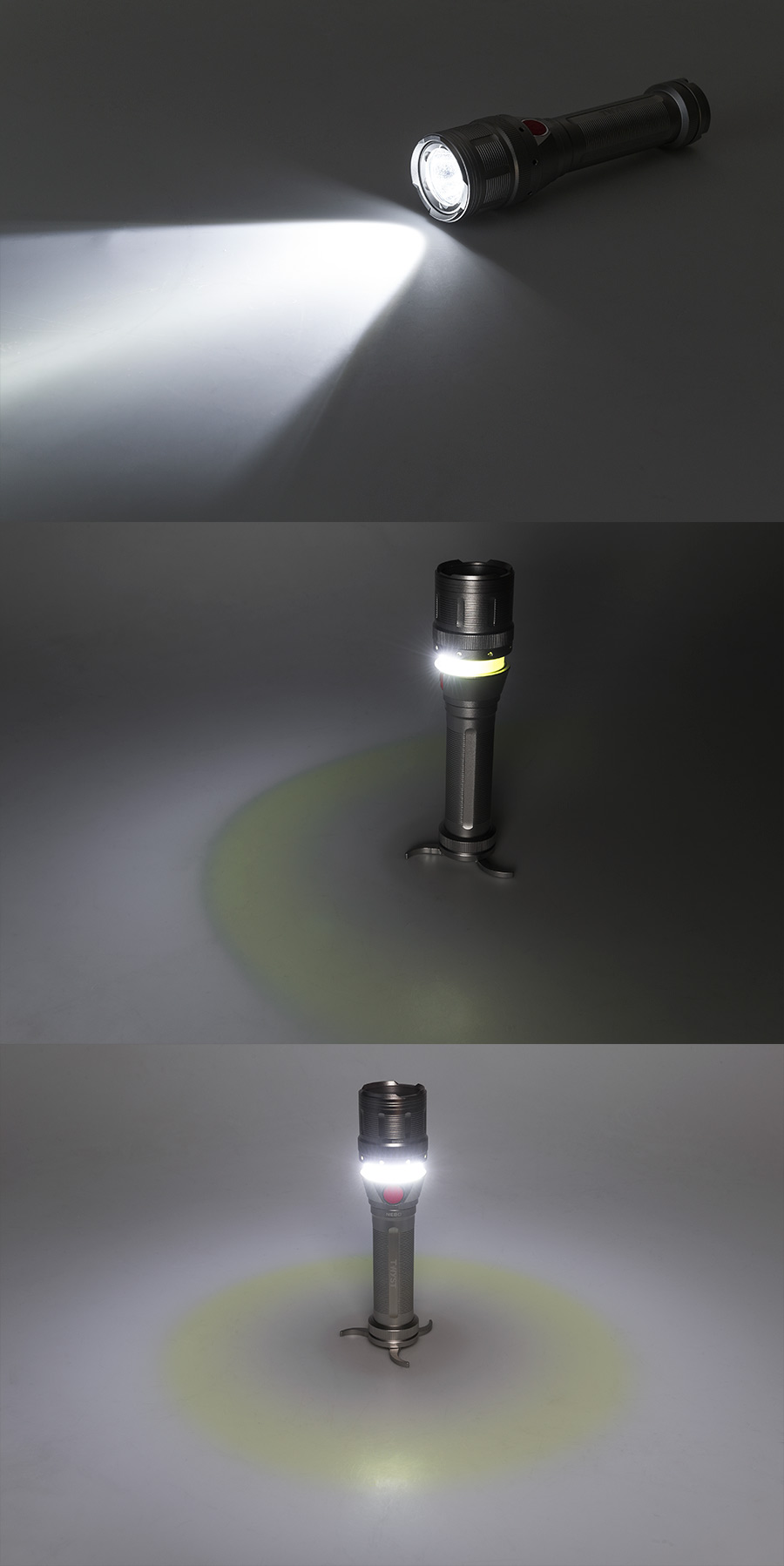 LED Flashlight   NEBO TWYST With Bulit In 360° COB Work Light: Shown On LED  Flashlight   NEBO TWYST With Bulit In 360° COB Work Light: Shown On In  Standard ...