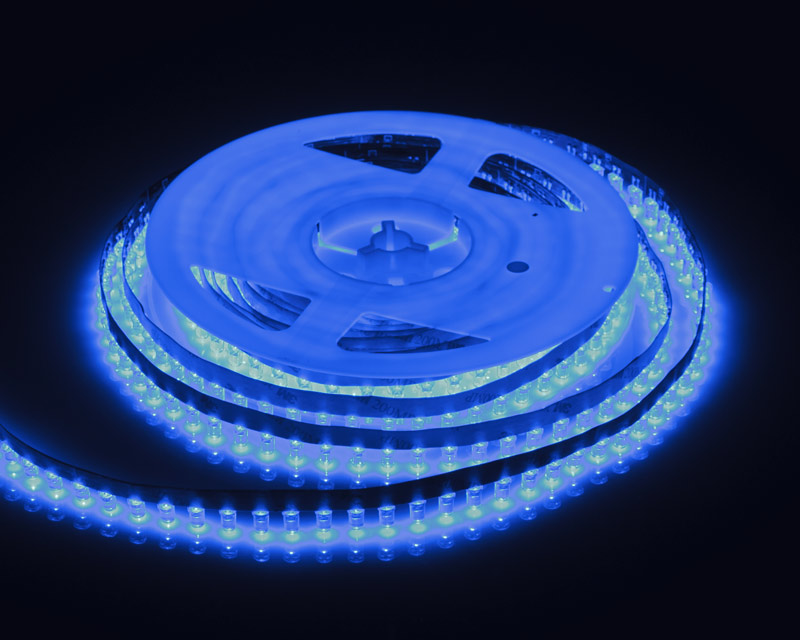 Side Emitting LED Light Strips LED Tape Light With 29 SMDs Ft 5mm DIP LED