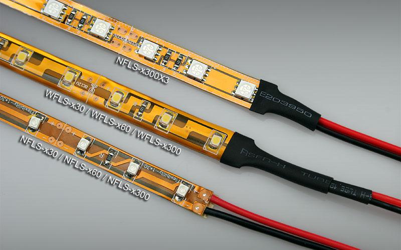 led light strips copper finish led tape light with 18 smds ft 3 rh superbrightleds com SMD LED Light SMD LED Resister Placement