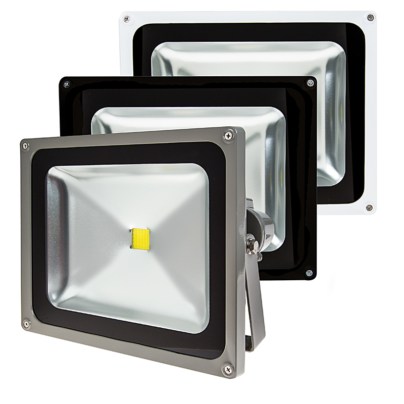 Led Light Fixture Pictures: High Power 50W LED Flood Light Fixture