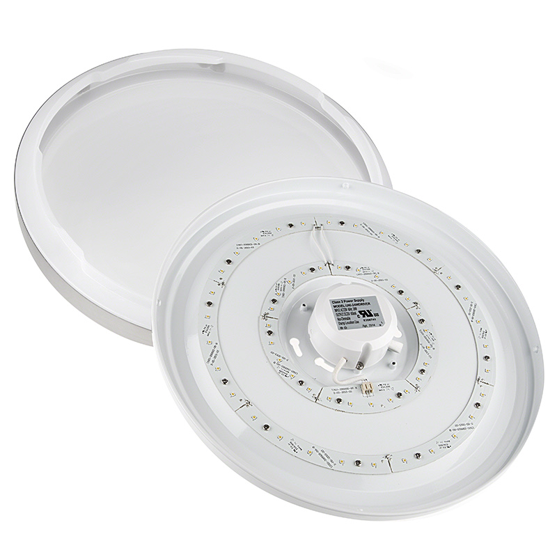 Flush Mount Ceiling Lights Led: LED Flush Mount Ceiling Light - 14