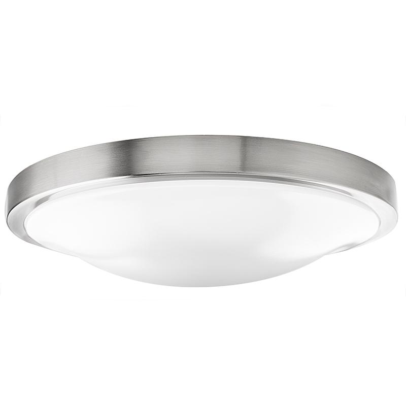 flush mount ceiling light 14 round 25w led flush mount ceiling fixture. Black Bedroom Furniture Sets. Home Design Ideas
