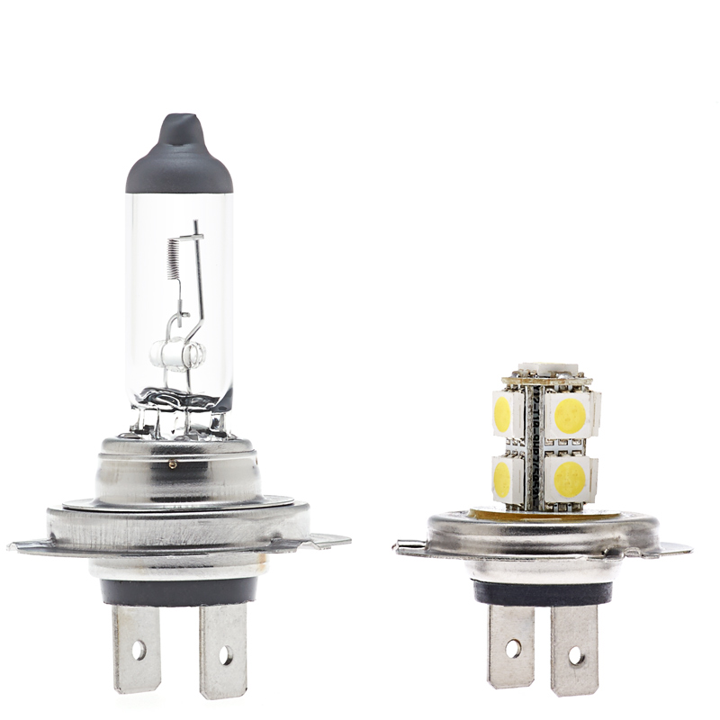 Tractor Led Replacement Light Bulbs : H led bulb smd daytime running light tower