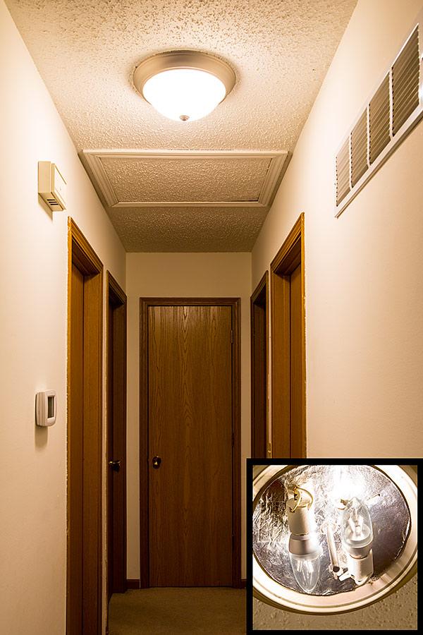 E27 Led Decorative Light Bulb 40 Watt Equivalent Led