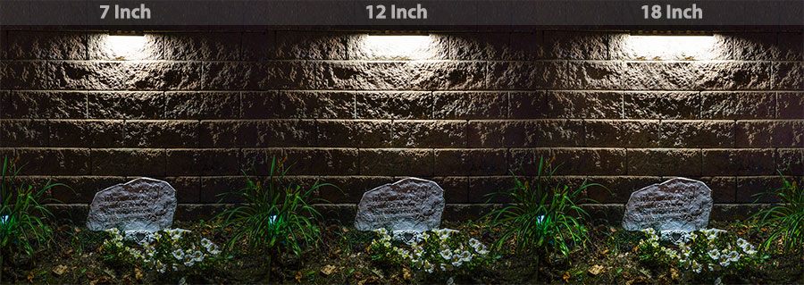 Led Hardscape Lighting Deck Step And Retaining Wall