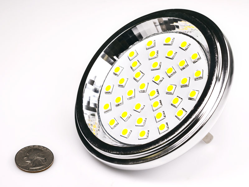 Ar111 led landscape light bulb 36 smd led bi pin flood light bulb see all photos and videos aloadofball Choice Image