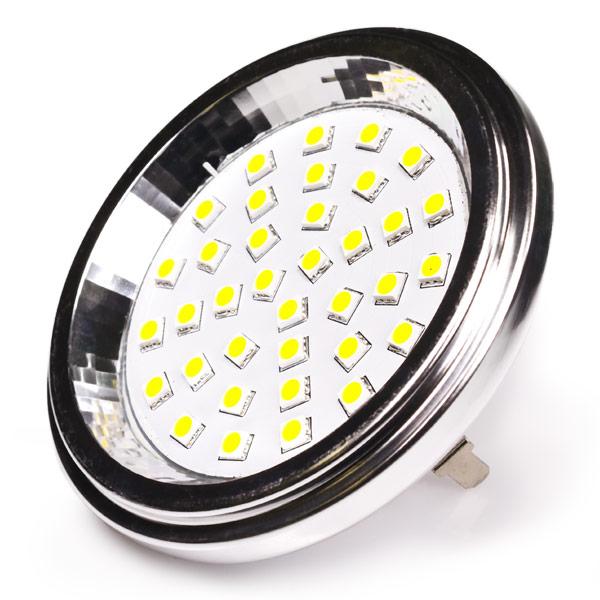 AR111 LED Bulb - 36 SMD LED Bi-Pin Flood Light Bulb