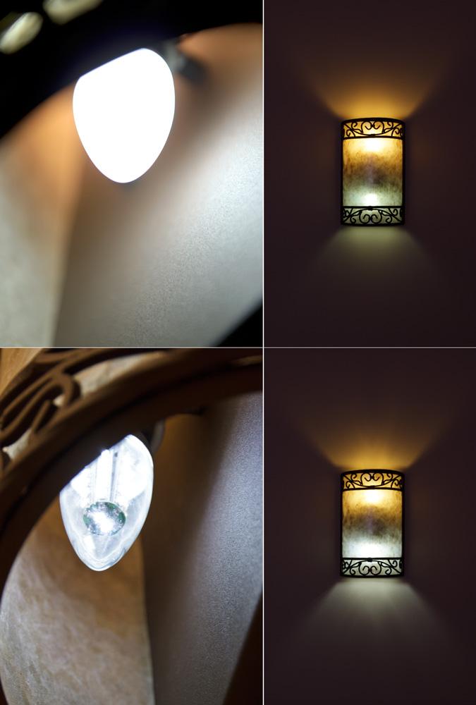 B10 Led Decorative Light Bulb 10 Watt Equivalent